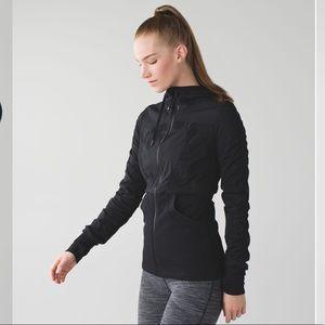 Lululemon reversible dance studio III jacket